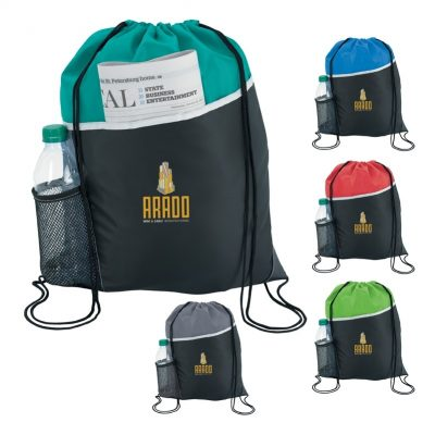 Atchison® ActiV Drawstring Backpack