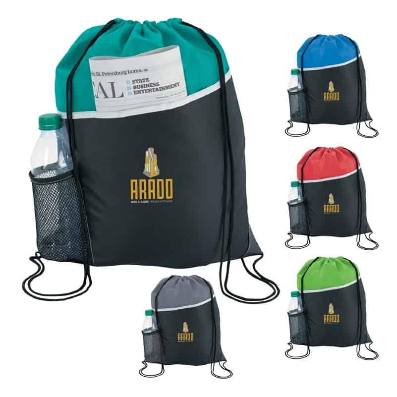 Atchison® ActiV Drawstring Backpack