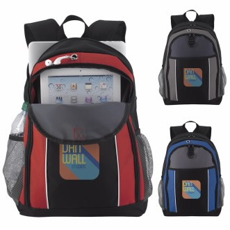 Atchison® Sharp Computer Backpack