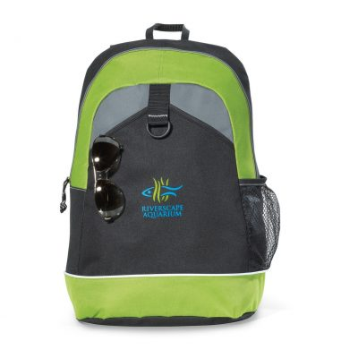 Canyon Backpack Green