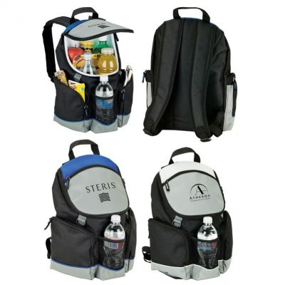 Coolio 12-Can Backpack Cooler