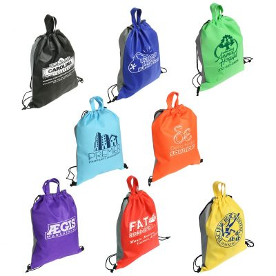 Glide Right Drawstring Backpack