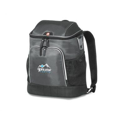 Igloo® Juneau Backpack Cooler Grey-Black
