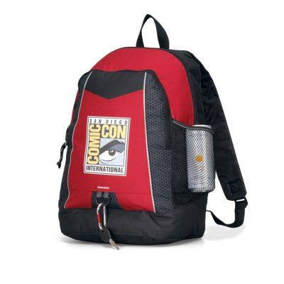 Impulse Backpack Red-Black
