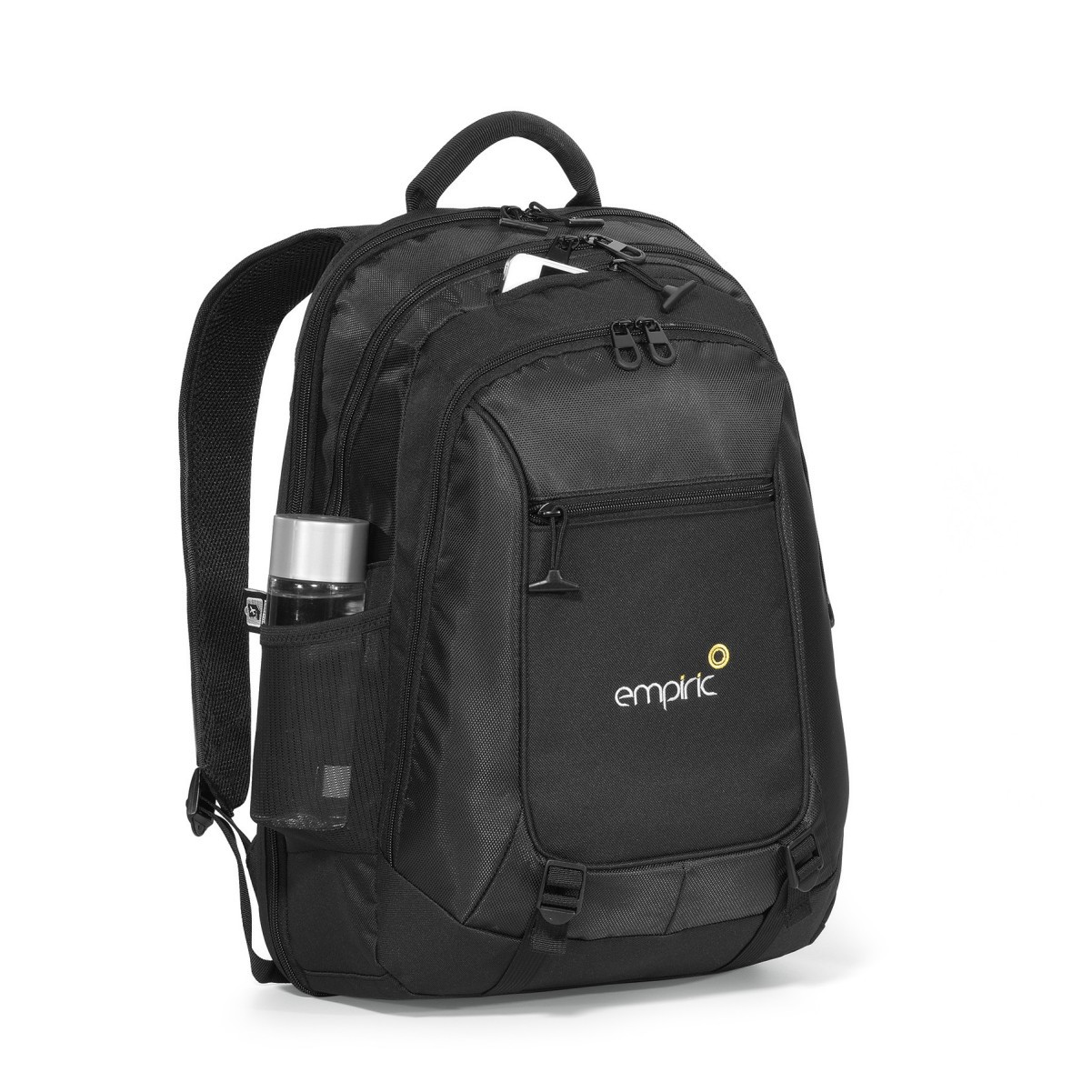 Life in Motion™ Alloy Computer Backpack Black