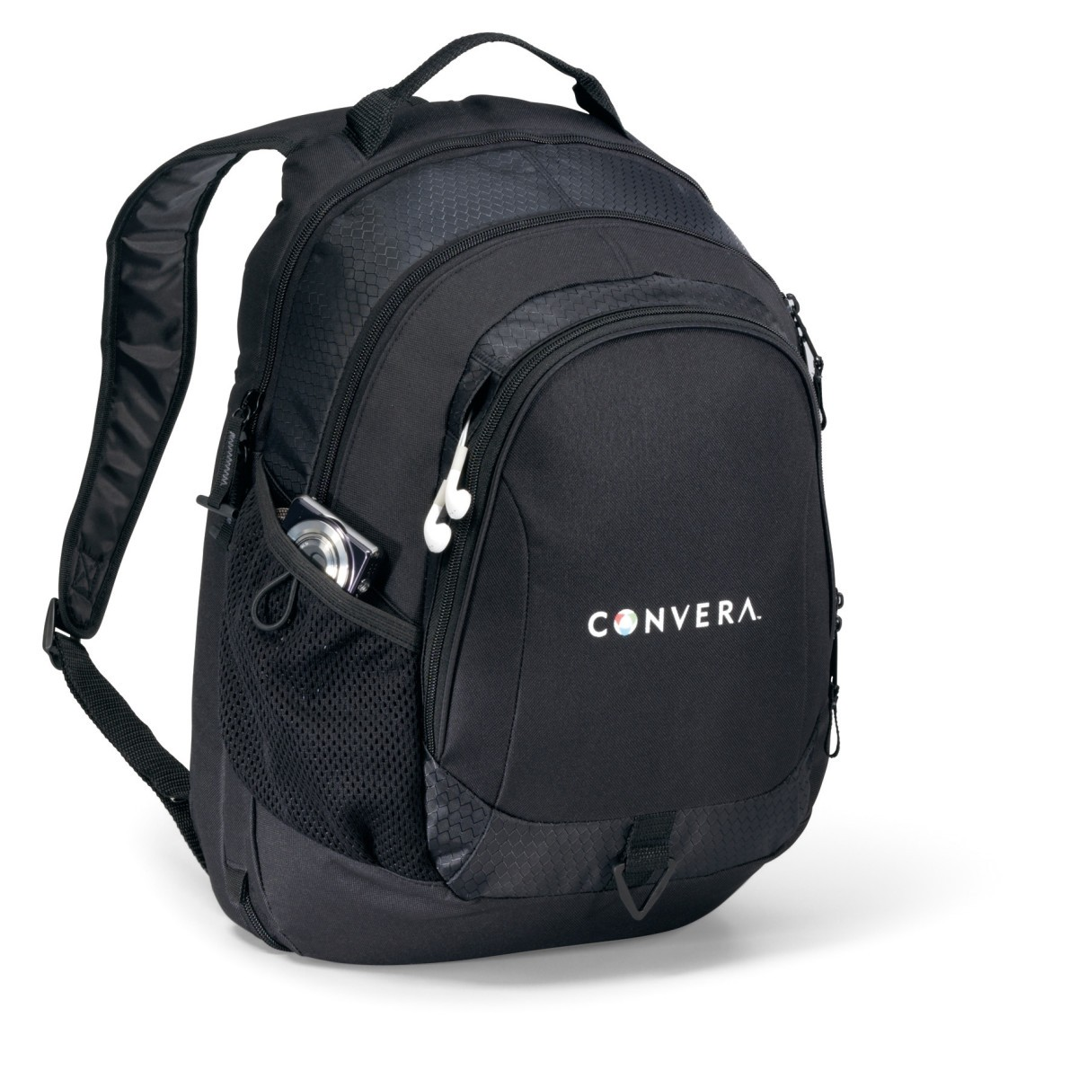 Life in Motion™ Primary Computer Backpack Black