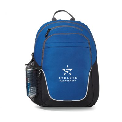 Mission Backpack Blue