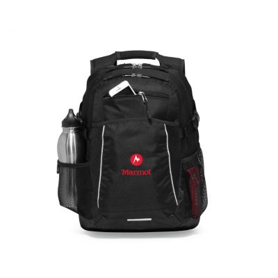 Pioneer Computer Backpack - Black