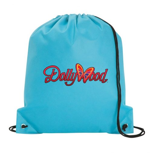 Poly Pro Drawstring Sport Pack Backpack