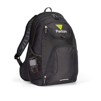 Quest Computer Backpack - Black