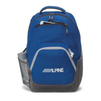 Rangeley Computer Backpack Blue