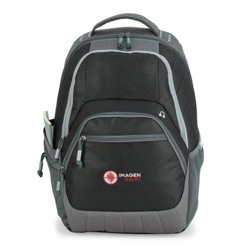 Rangeley Deluxe Computer Backpack - Black
