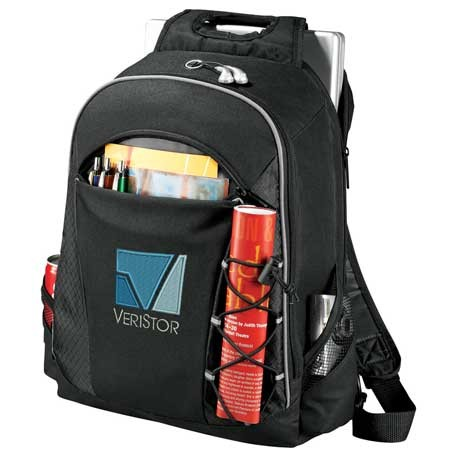 "Summit TSA 15"" Computer Sling Backpack"