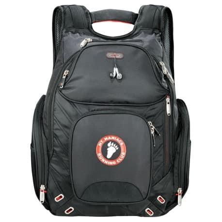 """elleven™ Amped TSA 17"""" Computer Backpack"""