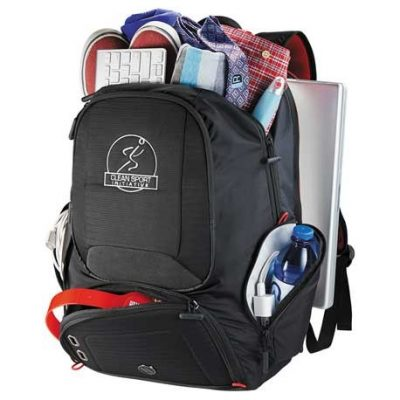 "elleven™ Mobile Armor 17"" Computer Backpack"