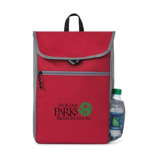 Hunter Backpack - Red