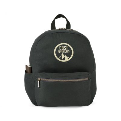 Russell Cotton Backpack Green