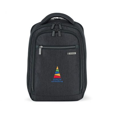 Samsonite Modern Utility Small Computer Backpack Grey