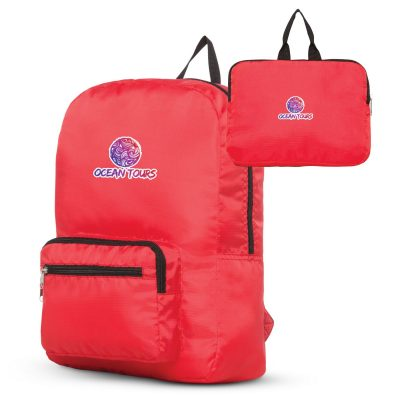 Make It Pop Packable Backpack