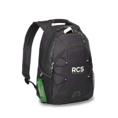 Matrix Computer Backpack - Black