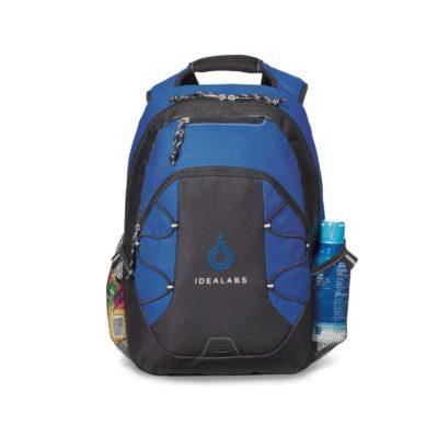 Matrix Computer Backpack Blue
