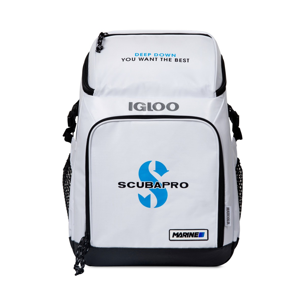 c27d334e4686 Insulated Backpack Cooler Igloo- Fenix Toulouse Handball