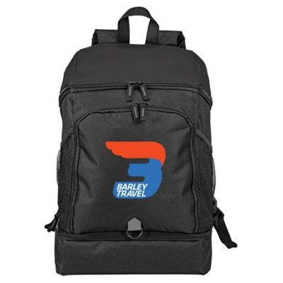 "Top Open 15"" Computer Backpack"