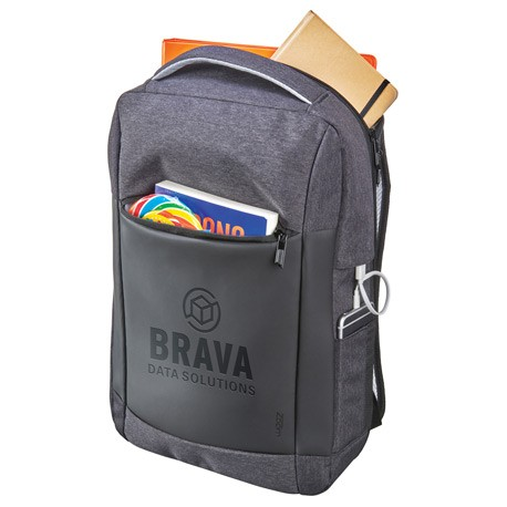 "Zoom Covert Security Slim 15"" Computer Backpack"