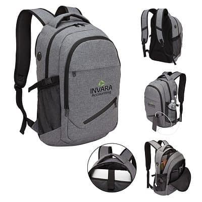 Pro-Tech Laptop Backpack