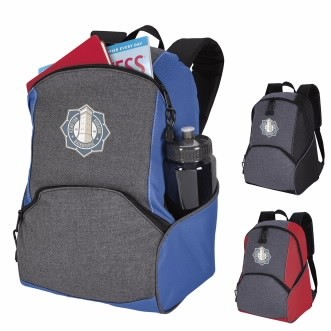 Atchison® On The Move Two-Tone Backpack