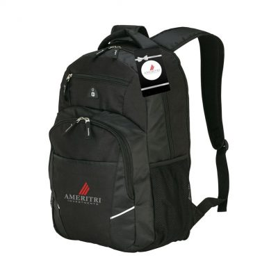 Melbourne Backpack & Hangtag