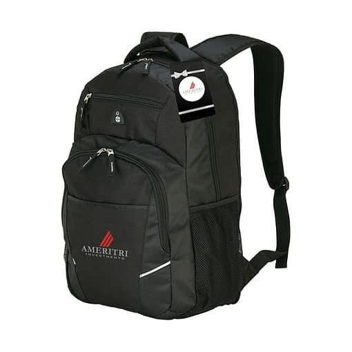 Melbourne Backpack & Hangtag