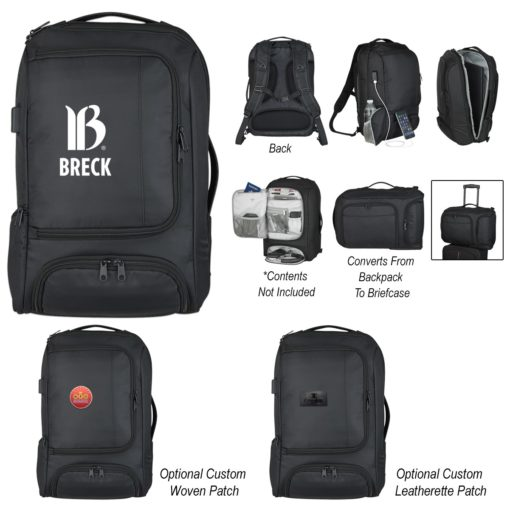 RFID Computer Backpack And Briefcase