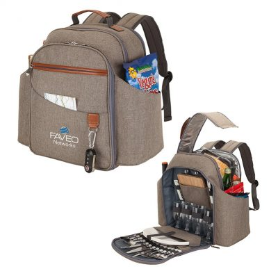 Carlsbad Picnic Set & Cooler Backpack