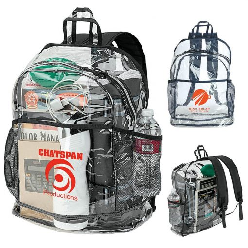 Havelock Clear Backpack