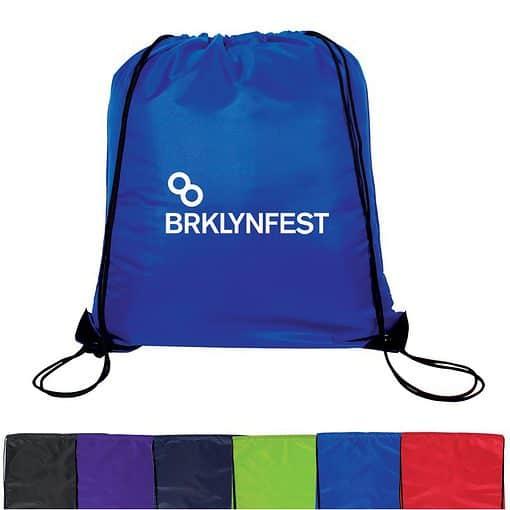 Jumbo Drawstring Backpack Bag
