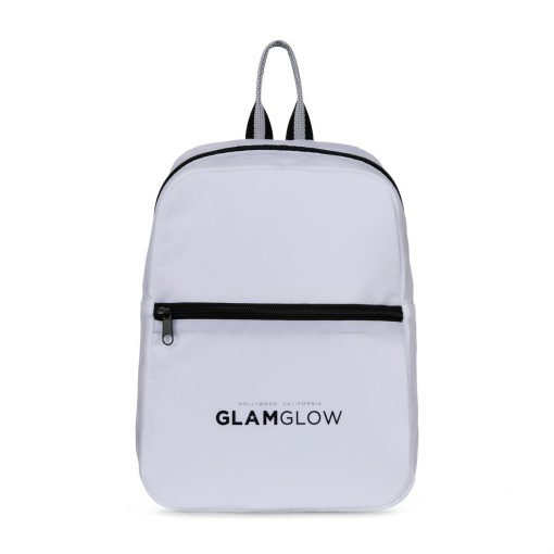 Moto Mini Backpack - White