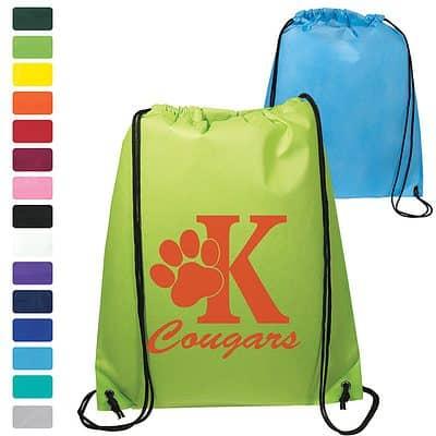 Econo Non-Woven String Backpack