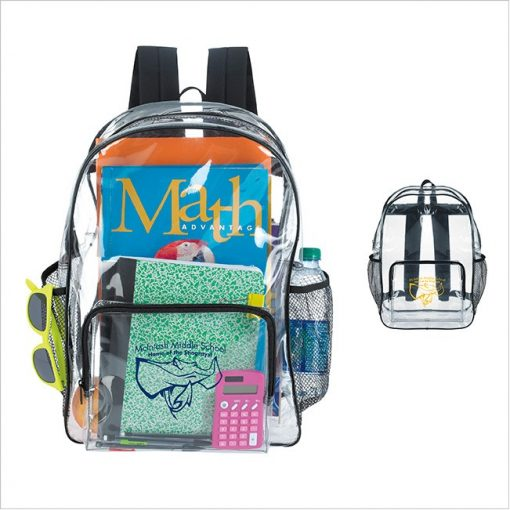 Good Value® Clear Backpack