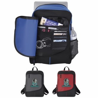Good Value® Zip Side Backpack