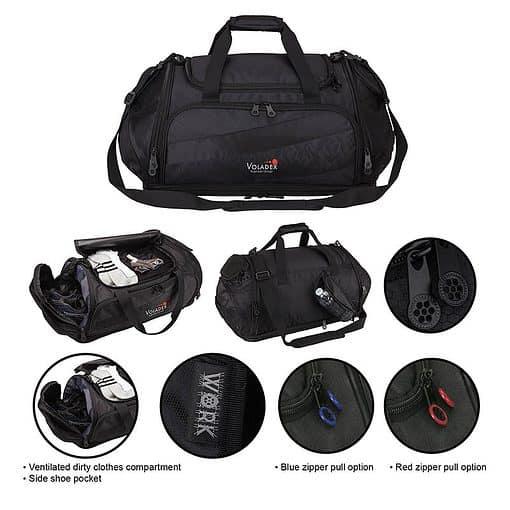 WORK Hybrid I Duffel / Backpack