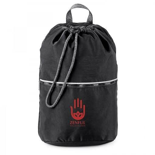 Athleisure Drawstring Backpack