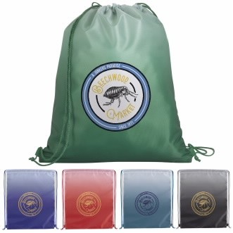 Good Value® Gradient Drawstring Backpack