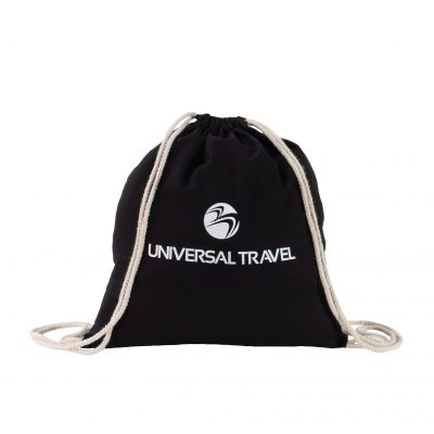 Natural Drawstring Backpack