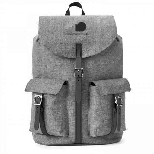 Nomad Must Haves Flip-Top Easy-Access Backpack