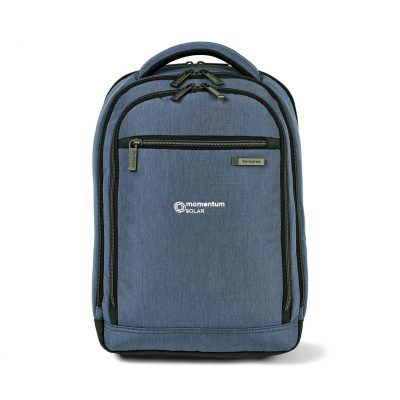 Samsonite Modern Utility Small Computer Backpack Blue