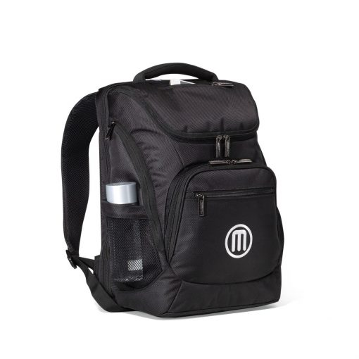 Travis & Wells® Denali Computer Backpack - Black