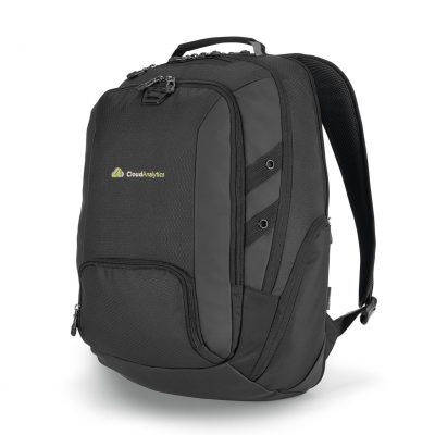 Vertex® Carbon Computer Backpack - Black