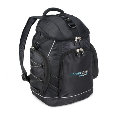 Vertex® Trek Computer Backpack - Black