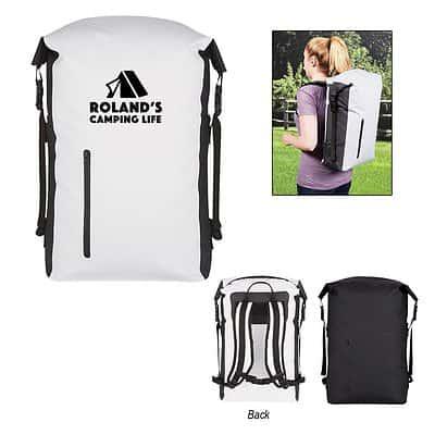 Water-Resistant Explorer Backpack